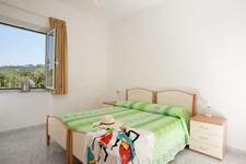 Апартаменты Residence Le Vigne, спальня 2
