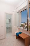 Апартаменты Residence Le Vigne, вид из окна