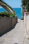 Апартаменты Residence Le Vigne, вид на море