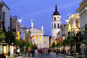 туры и отдых в Прибалтике, Литва, Эстония, Латвия