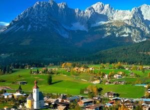 Туры и отдых в Австрии