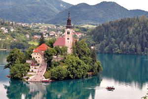 Туры и отдых в Словении