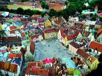 Праздничный спа отдых в Эстонии, Таллин