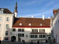 Сказочный уикенд в Старом Таллине, тур выходного дня.
