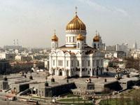 Экскурсия в храмы России из Москвы