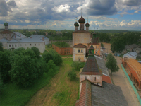 тур в Борисоглебск, Углич, Мышкин