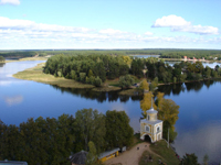 Путевки на озеро Селигер в пансионат или отель