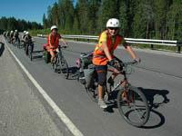 Поездка в Карелию на велопоход