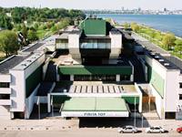 Spa в Эстонии, отель Pirita