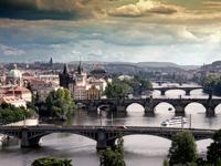 Тур в Чехию на поезде, Прага