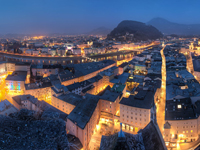 Тур в Италию, Австрию и Швейцарию