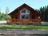 Финский Коттеджный поселок Sarvisalo Holiday