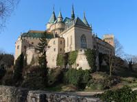 Автобусный тур в Словакию по замкам