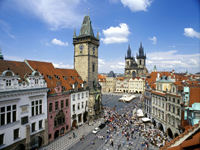 Отдых в Праге и Карловых Варах