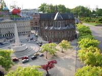Франция - Голландия, тур на пароме