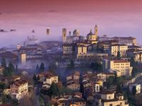 Франция - Италия, автобусный тур на пароме