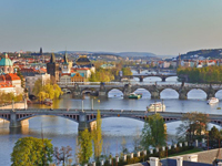 Тур в Прагу и Вену