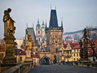 Отдых в Праге весной и летом