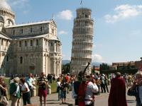 Тур в Италию, Германию и Австрию