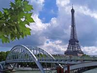 Тур в Париж через Брюссель на майские праздники