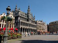 Тур Голландия, Франция, Бельгия