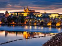 Тур в Вену, Прагу и Дрезден