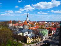 Майские праздники в Эстонии