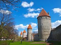 Таллин и Раквере на майские праздники