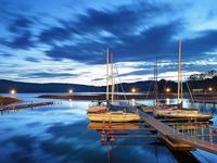 Отдых на озере Липно в Чехии