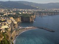 Отдых на Соррентийском побережье Италии