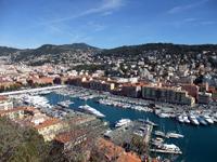 Отдых на море в Барселоне и в Ницце