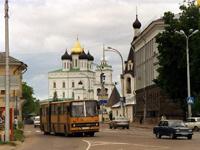 Тур в монастыри Псковской земли