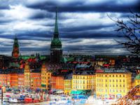 Автобусный тур в Хельсинки и Стокгольм