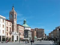Авиатур в Италию из СПб, отдых в Римини