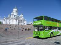 В Хельсинки из СПб на автобусе: преимущества поездки