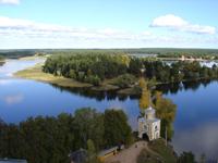 Загородный отдых на озере Селигер