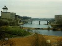 Экскурсия в Ивангород и Нарву, крепость и замок