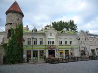 Тур в Таллин на поезде