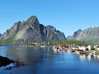 Тур Норвегия, Дания с круизом на пароме