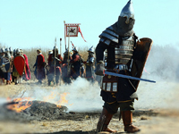 Тур на военно-исторический фестиваль