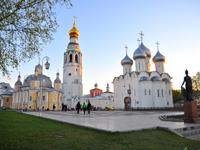 Монастыри Вологодской области