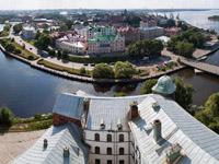 Тур в Приозерск и Выборг на выходные