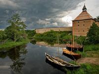 Экскурсия в Старую Ладогу и Великий Новгород