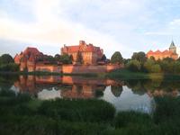 Автобусная экскурсия в замки Польши
