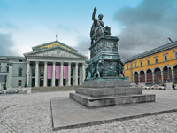 Тур Прага, Мюнхен, Вена