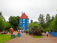 Тур в Наантали в парк Муми Троллей