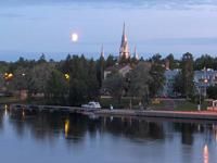Экскурсия в заповедник Финляндии