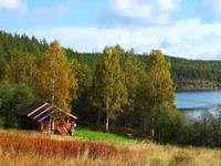 Коттеджи в Карелии на берегу озера