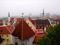 Эстония Латвия, тур