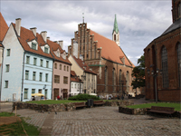 Тур в Ригу и Таллин по теме кино